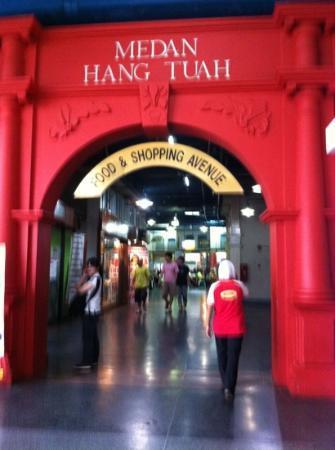 Medan Hang Tuah