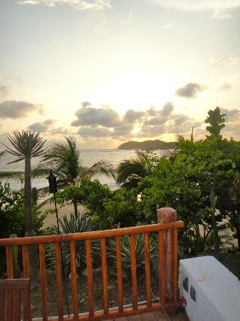 Club Med Ixtapa Pacific: Amazing views from just outside the main restaurant