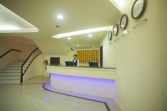 Hotel Regency : Reception