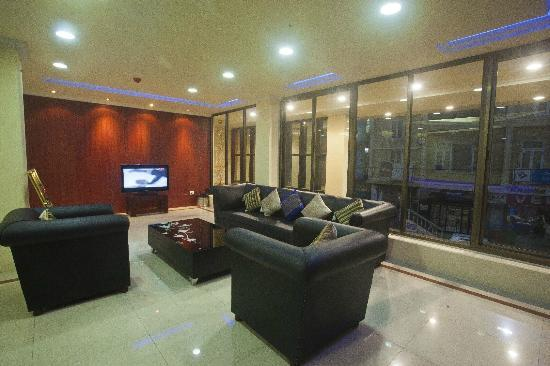 Hotel Regency : Reception area