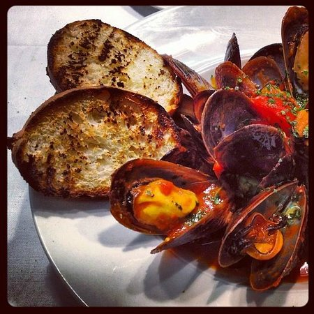 Fumo: Mussels