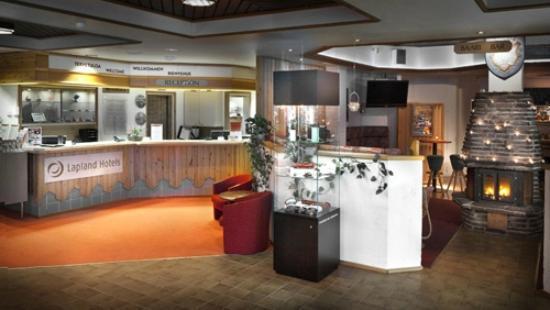 Lapland Hotel Riekonlinna: Reception