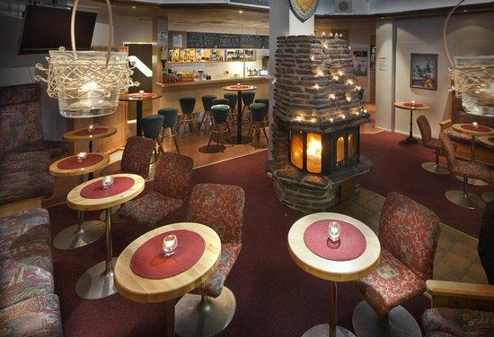 Lapland Hotel Riekonlinna: Lobby bar