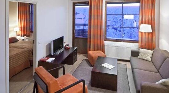 Lapland Hotels Riekonlinna: Superior holiday apartment
