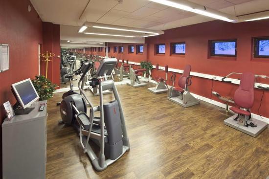 Lapland Hotels Riekonlinna: Gym