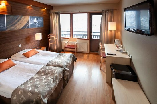 Lapland Hotels Riekonlinna: Double room with sauna