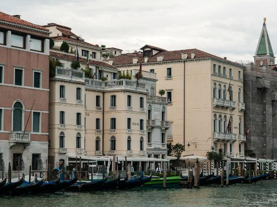 The Westin Europa & Regina, Venice: From acoss the Grand Canal