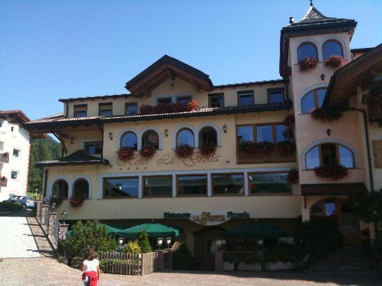 Family Hotel La Grotta : hotel