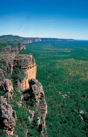 The Scenic Flight Company Kakadu: Escarpment Wet Season