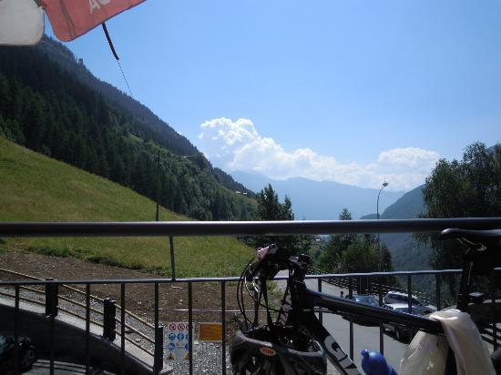 Locanda Val Grosina : vista