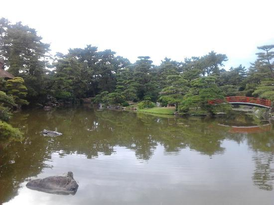 Nakazubansho Garden
