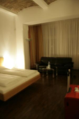 Hotel Johann: chambre