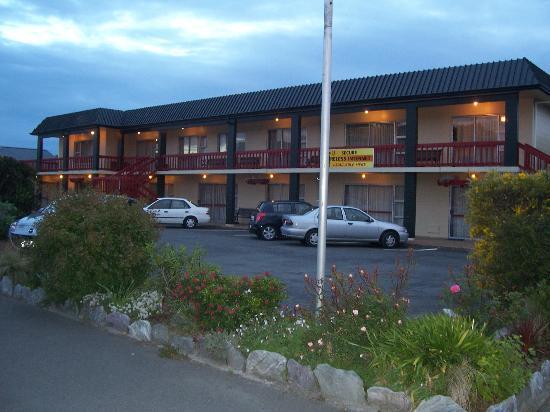Alpine Motel Frontage