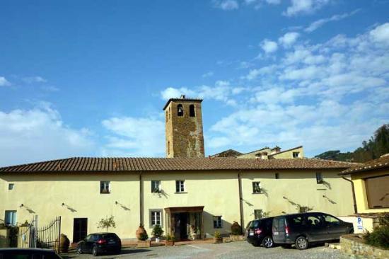 Country Hotel Borgo Sant'Ippolito: Entrata principale