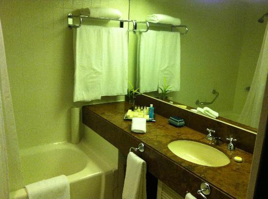 Gateway Hotel (Marco Polo Hotels): Bathroom
