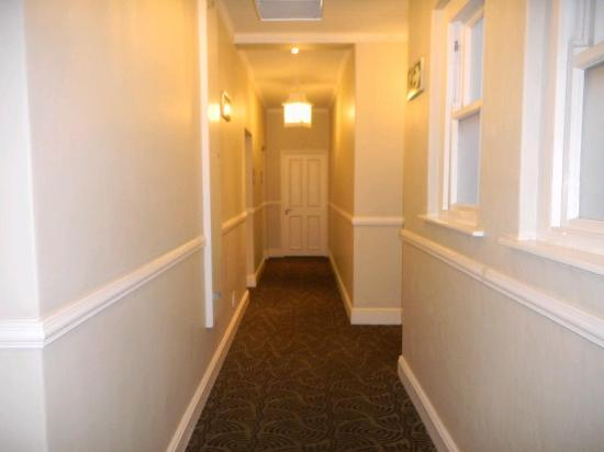 Gold Reef City Theme Park Hotel: The classic looking hallway!