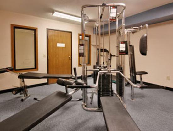 Super 8 Fort Madison: Fitness Center