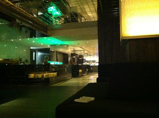 Gateway Hotel Hong Kong: Third on Canton (Restaurant / Bar)