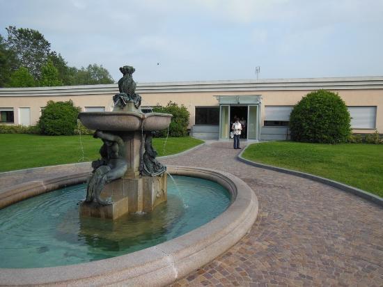 Parco Sassi Hotel: Ingresso Hotel Parco Sassi Torino