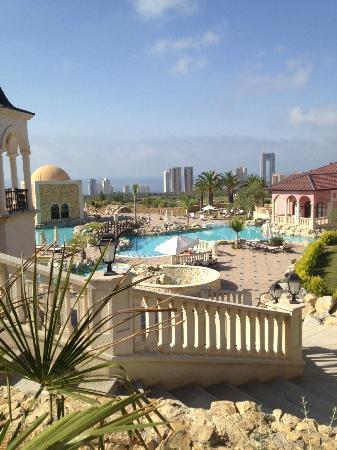 Melia Villaitana : vista del hotel