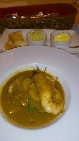 The St. Regis Osaka: bouillabaisse