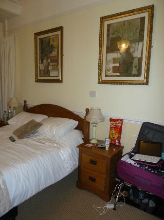 The Pendennis Guest House: Bequemes Doppelbett