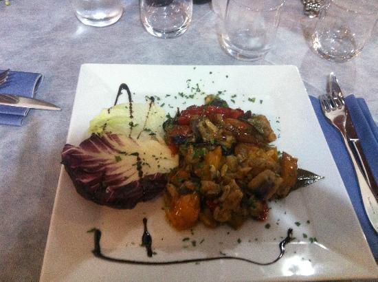 Ristorante Don Piricuddu: Piccolo antipasto2