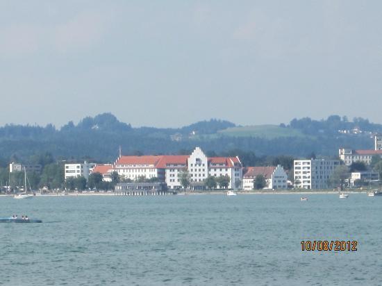 SENTIDO Seehotel am Kaiserstrand: Superbe emplacement