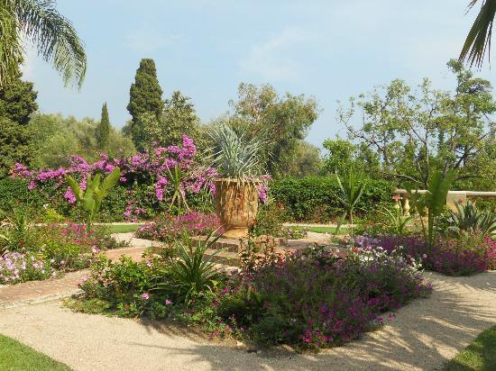 Jardin Botanique et Exotique Val Rahmeh : Zona mediterranea