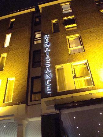 Renaissance Amsterdam Hotel: Esterno