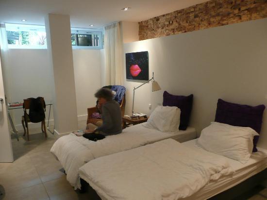Amsterdam B&B Park9: la nostra camera