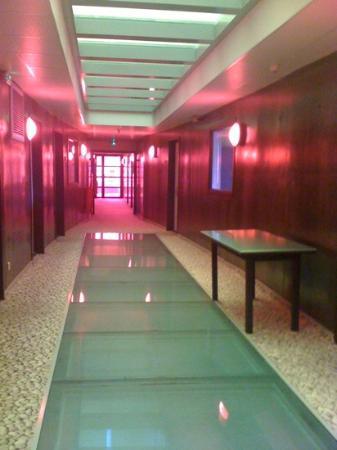 Olivarius Apart'Hotel : hallway