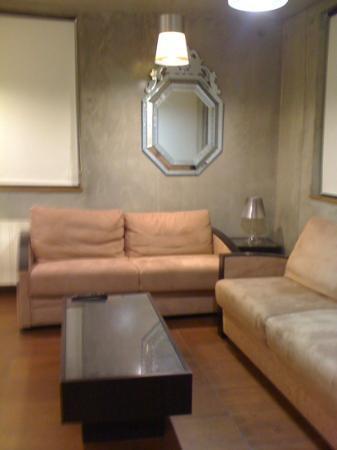 Olivarius Apart'Hotel : Lounge