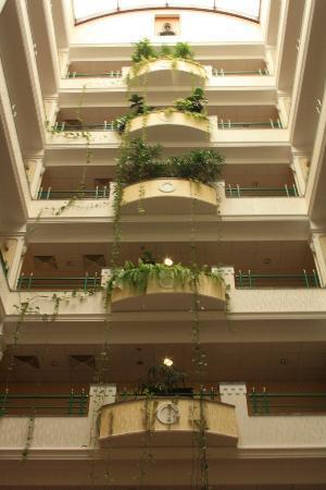 Hotel Palace Heviz: Inside