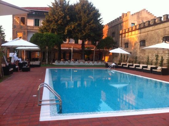 Tenuta Torre Gaia: piscina