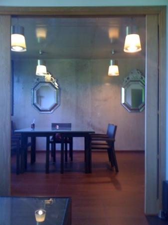 Olivarius Apart'Hotel : dining room