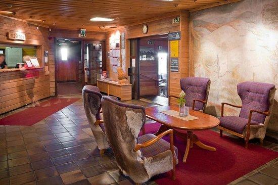 Lapland Hotel Pallas: Lobby