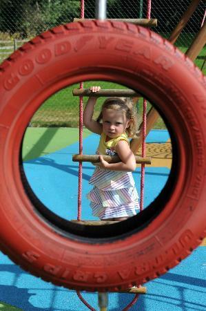 Castlerosse Hotel & Holiday Homes: Children's Play Ground