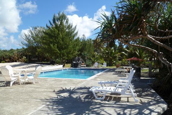 Moana O Sina: A pool