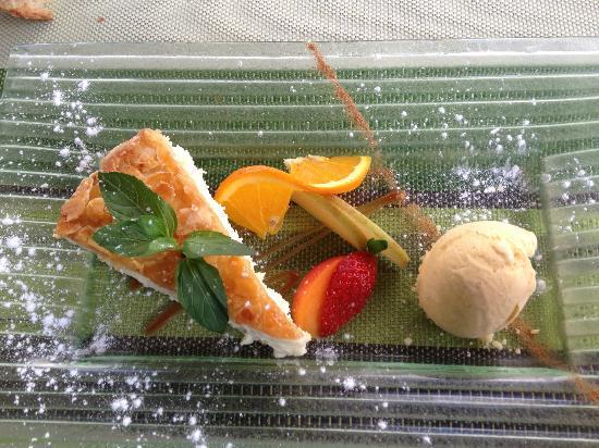 Le Lavalette: Dessert