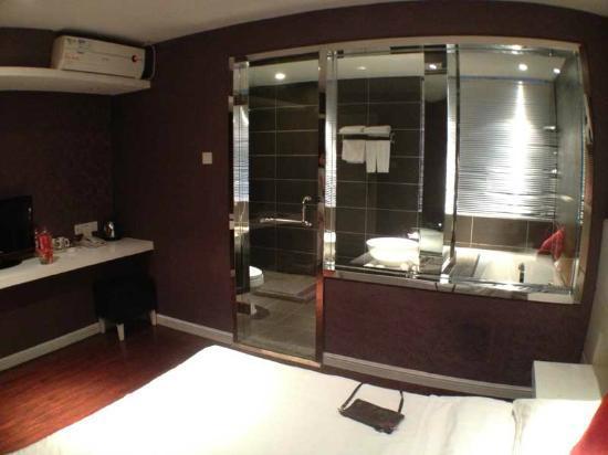 桂林怡萊酒店中山店照片