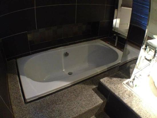 Elan Inn Guiling Zhongshan: vasca