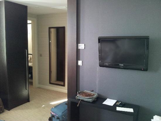 Hotel Residence: Parte della camera