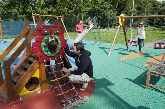 Castlerosse Hotel & Holiday Homes: Kids Play Ground