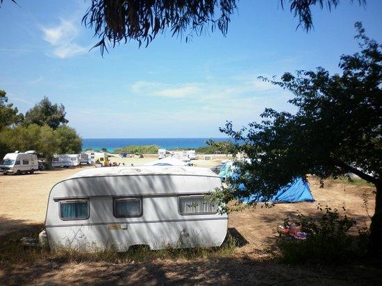 Camping le bodri le rousse corse voir les tarifs et for Camping ile rousse avec piscine