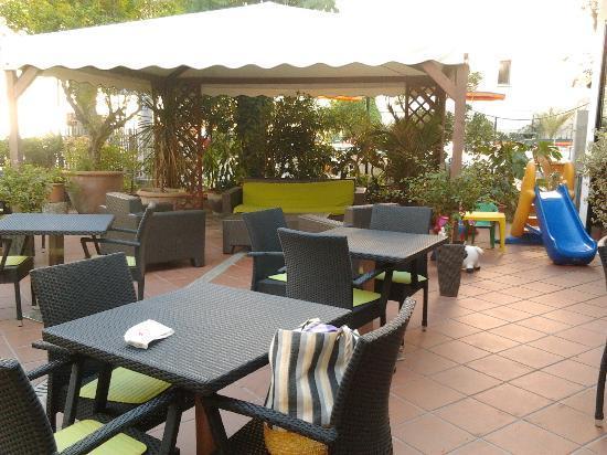 Hotel Ondina : esterno hotel
