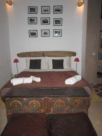 Riad de Vinci: Chambre + Sdb = env 50 m2