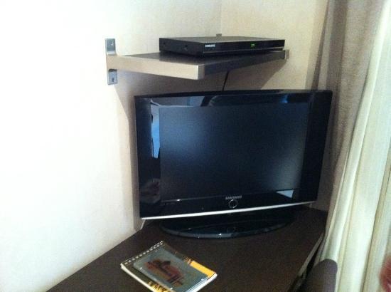 Montaltmar: tv