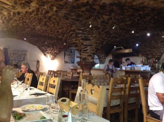 Le Regain: le restaurant