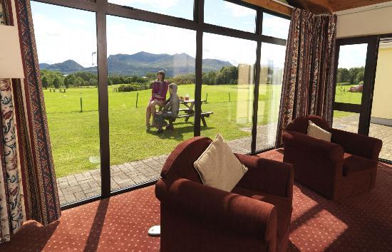 Woodland Cottage View Picture Of Castlerosse Park Resort